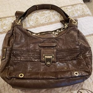 Juicy Couture leather purse,